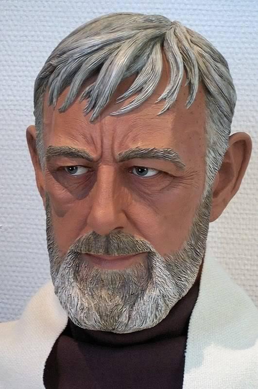 Prop Replica - Buste Obi-Wan 1/1 Img_1163843856_464