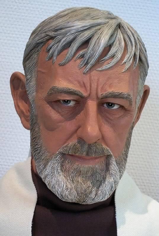 Prop Replica - Buste Obi-Wan 1/1 Img_1163843884_842