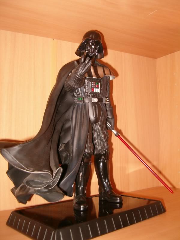 Darth Vader ROTS Statue HPIM3632OK
