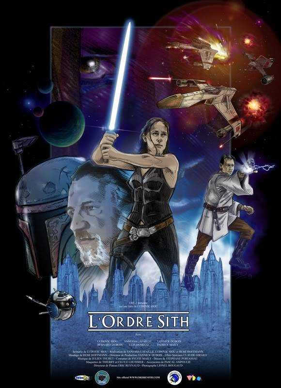 Fan-film - L'Ordre Sith Afficheordresith
