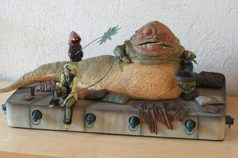 Jabba the Hutt Diorama gentle giant - Page 2 Img1023jo5
