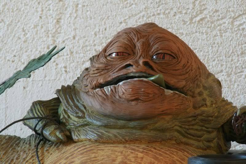 Jabba the Hutt Diorama gentle giant - Page 2 Img1041wk9