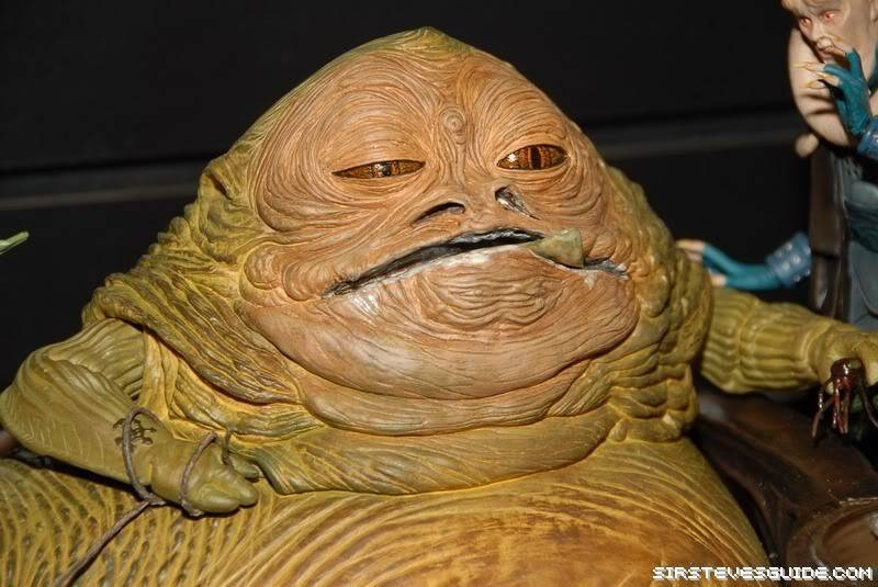 Jabba the Hutt Diorama gentle giant Img_1172311874_992