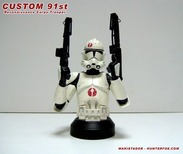 Custom - GG mini-bust  Clone 91st 2