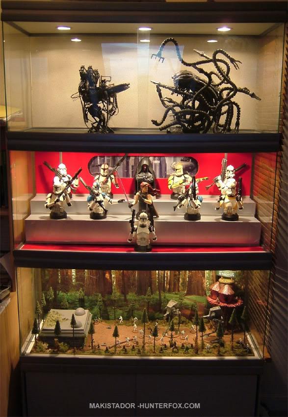 Présentoir pour bustes GG Star Wars 20