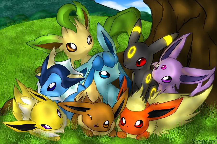friends.jpg Eevee friends image by Izumi-Chan02