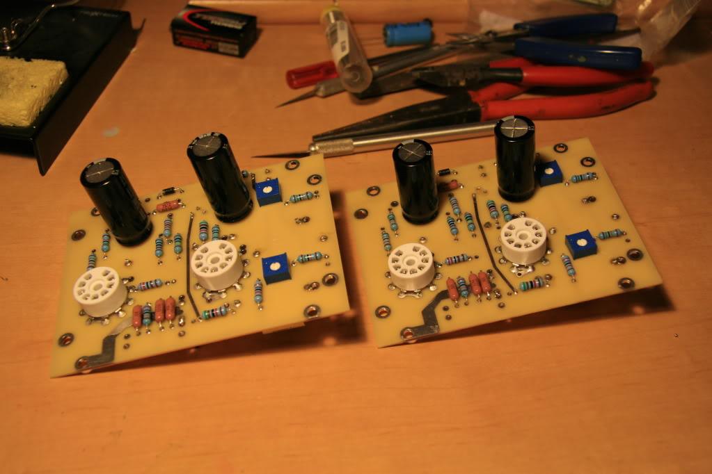 Dynaco Mark III build IMG_8402