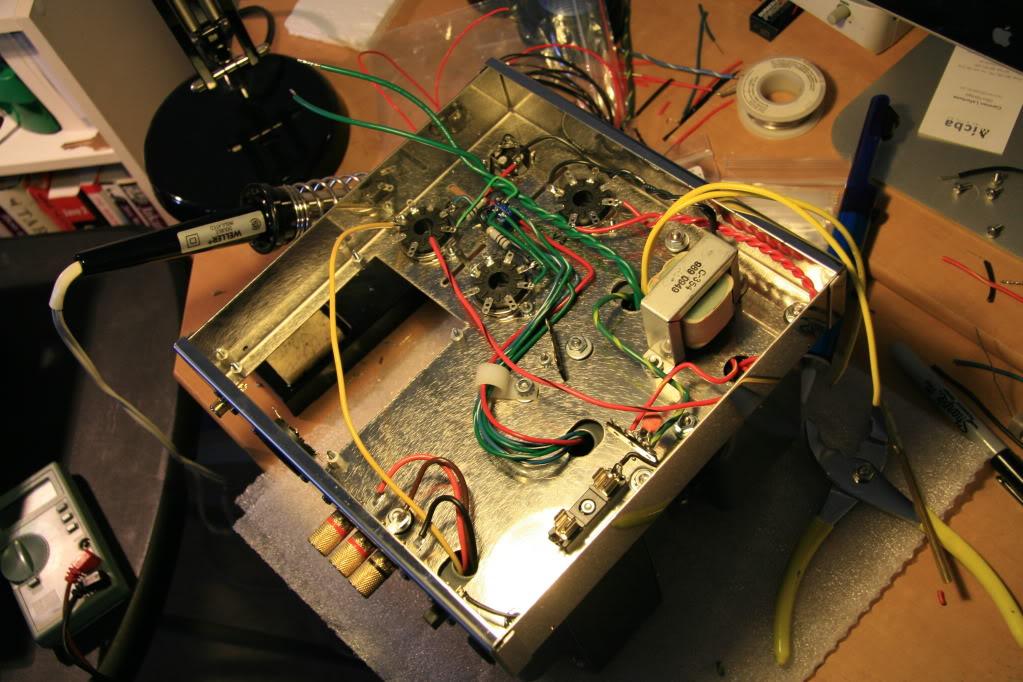 Dynaco Mark III build IMG_8415
