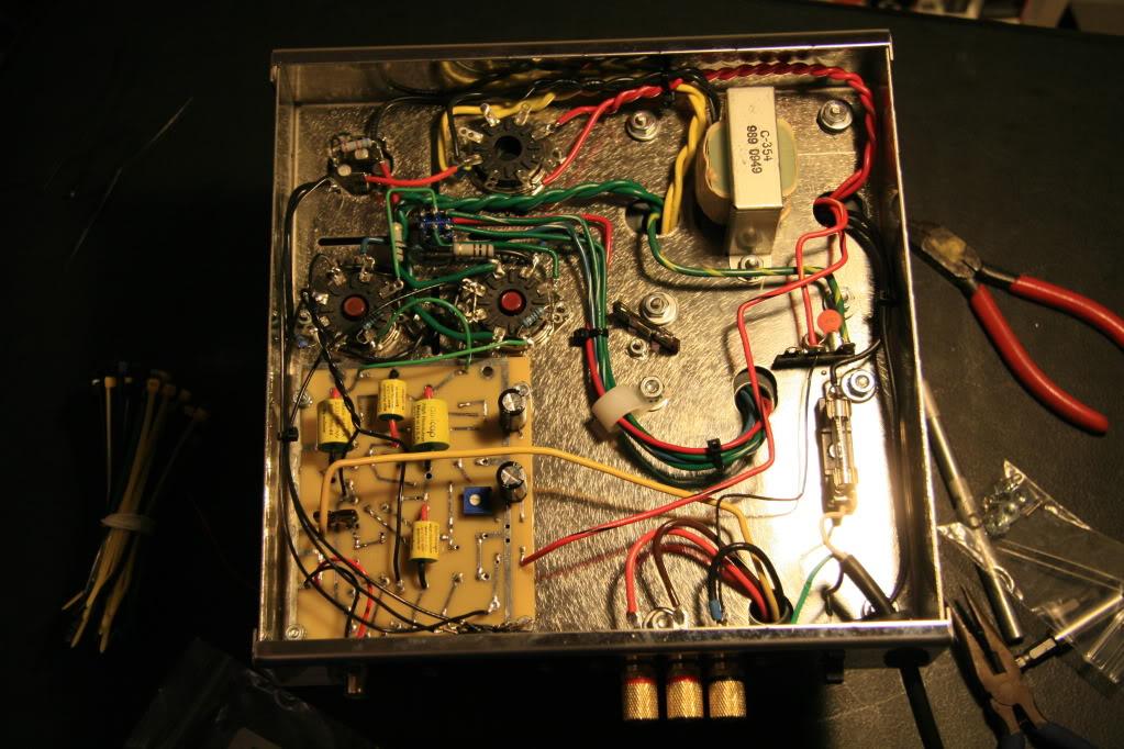 Dynaco Mark III build IMG_8426