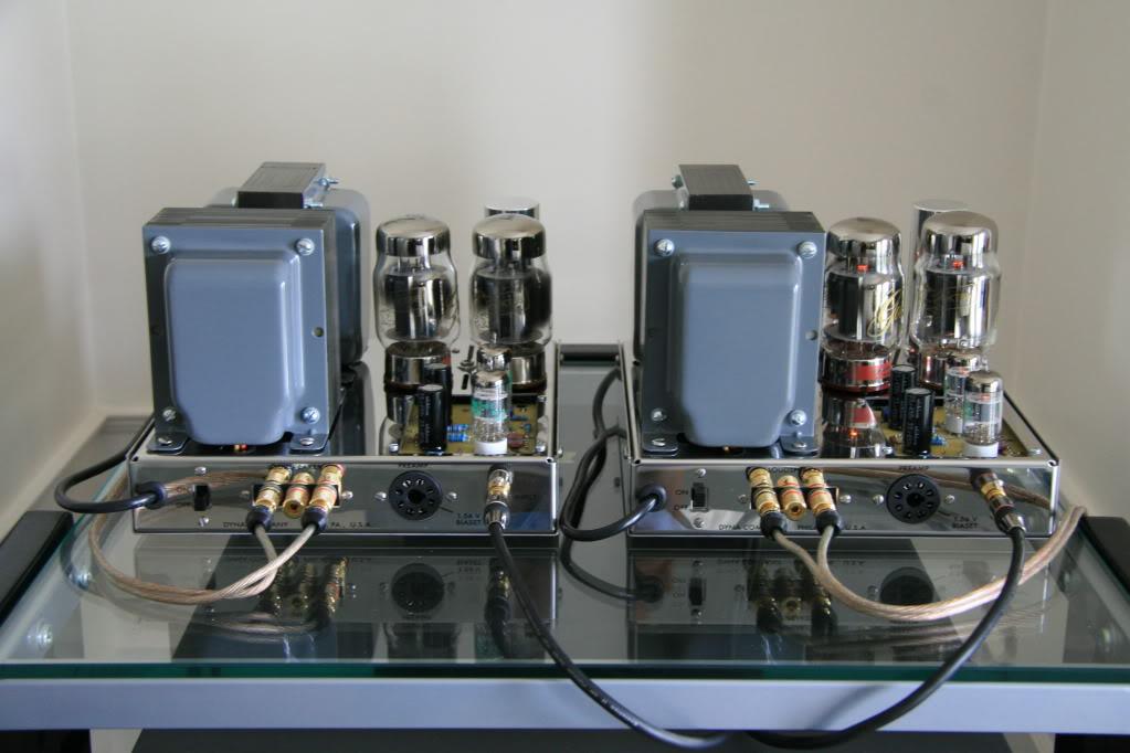 Dynaco Mark III build IMG_8435