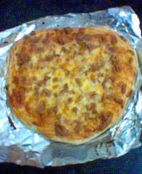 FOOD PICS! Yummy! U need to cook it! Allmeatpizza