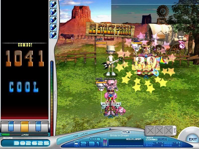 O2 Jam Players - Post your Screenies Here ScreenShot012