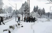 Delnice - Mještani traže od HŽ-a službeni prijelaz Delnice