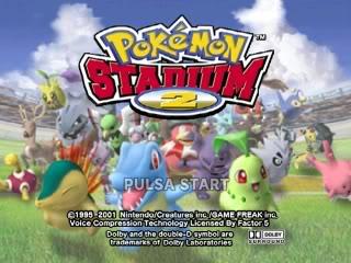 Juegos Nintendo 64 PokemonStadium2Ssnap0000