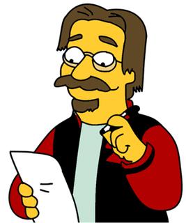 Les Simpson [20th Century - 1989] Matt-groening1-1