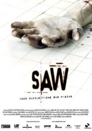 Saw I, II, III y IV - | DVDrip | eng + sub esp| Descargar-pelicula-saw-juegos-macab