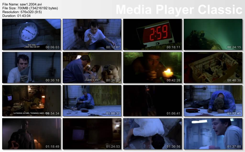 Saw I, II, III y IV - | DVDrip | eng + sub esp| Thumbs20081022200645