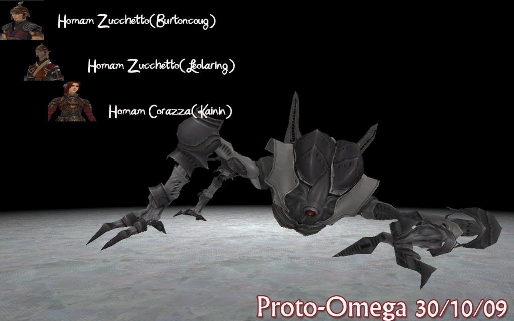 Proto-Omega 30/10/09 Proto-Omega
