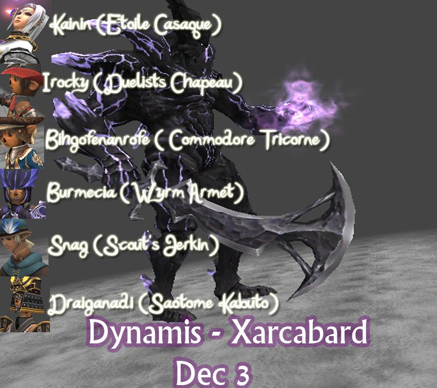 Dynamis-Xarcabard Dynax