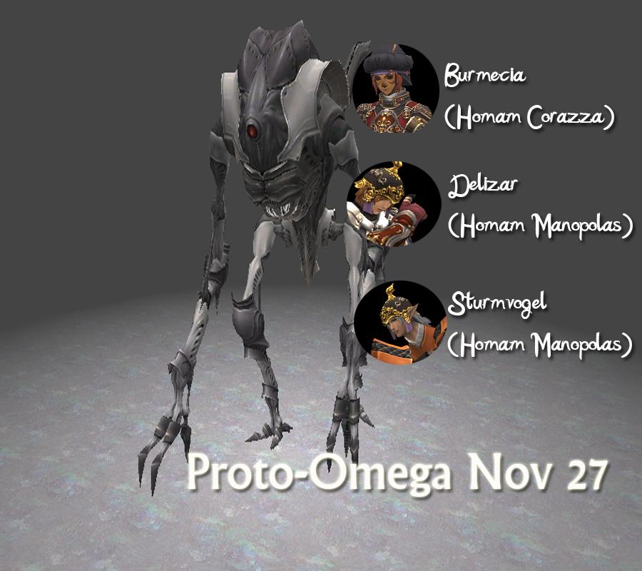 Proto-Omega Proto-omega2