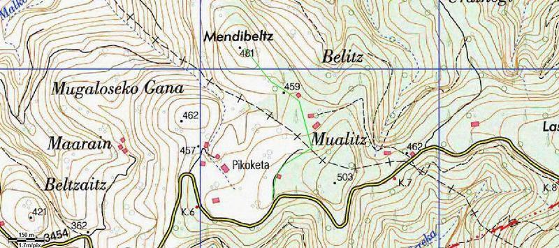 BELITZ (Un paseo sofocante) Belitz