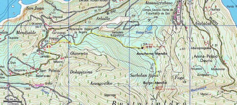 AZNABARRA Y BURGOA (Paisajes top) Burgoa