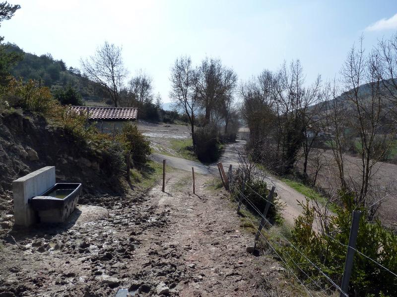 EGULBATI (Nieve y tranquilidad en el valle de Egüés) P1120531_resize