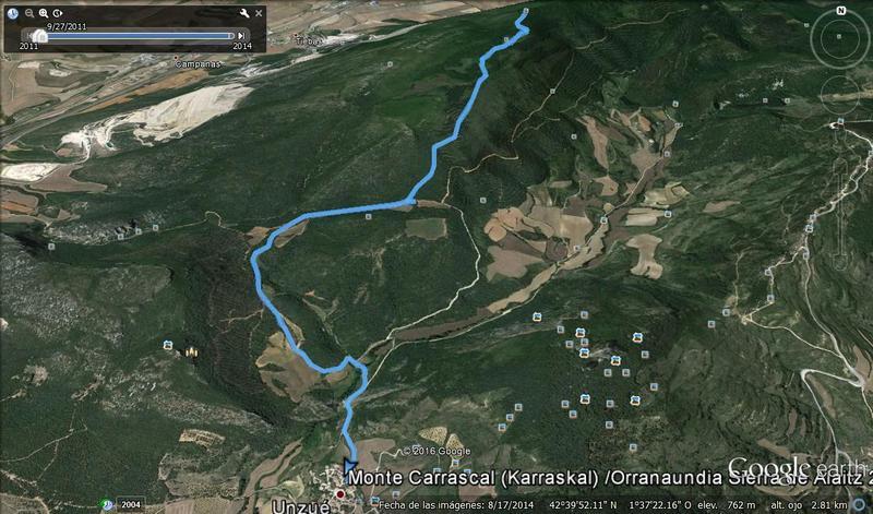 KARRASKAL (Otra cima de la sierra de Alaitz) Karraskal%20earth