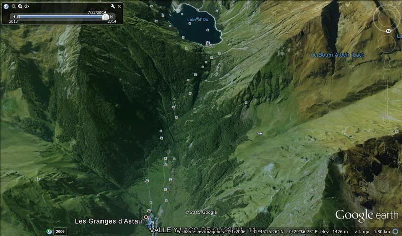 LAGO DE OO (Una postal del Pirineo) Lago%20de%20Oo%20earth