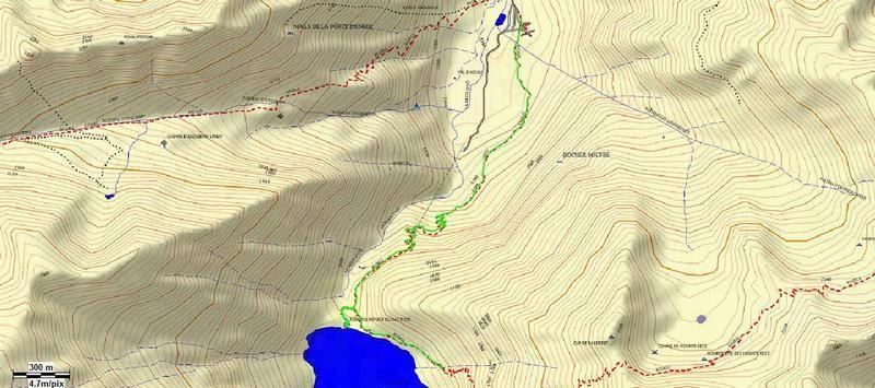LAGO DE OO (Una postal del Pirineo) Lago%20de%20Oo%20topo