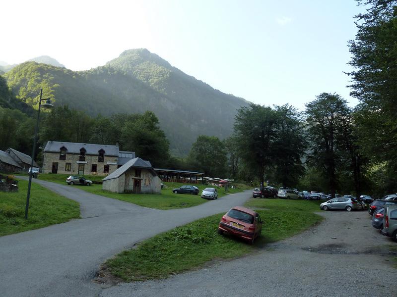 LAGO DE OO (Una postal del Pirineo) P1110790_resize