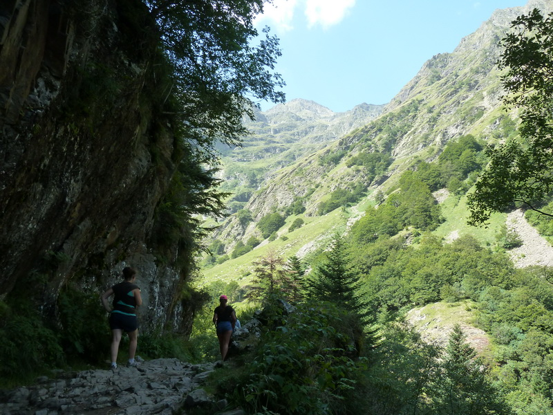 LAGO DE OO (Una postal del Pirineo) P1110798_resize