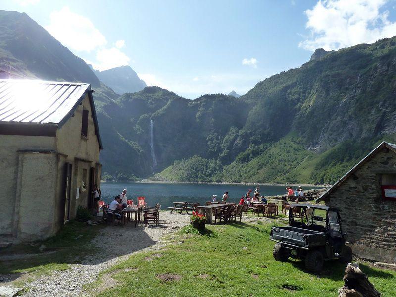 LAGO DE OO (Una postal del Pirineo) P1110802_resize