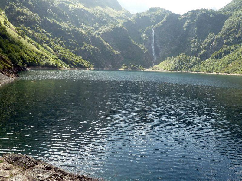 LAGO DE OO (Una postal del Pirineo) P1110803_resize
