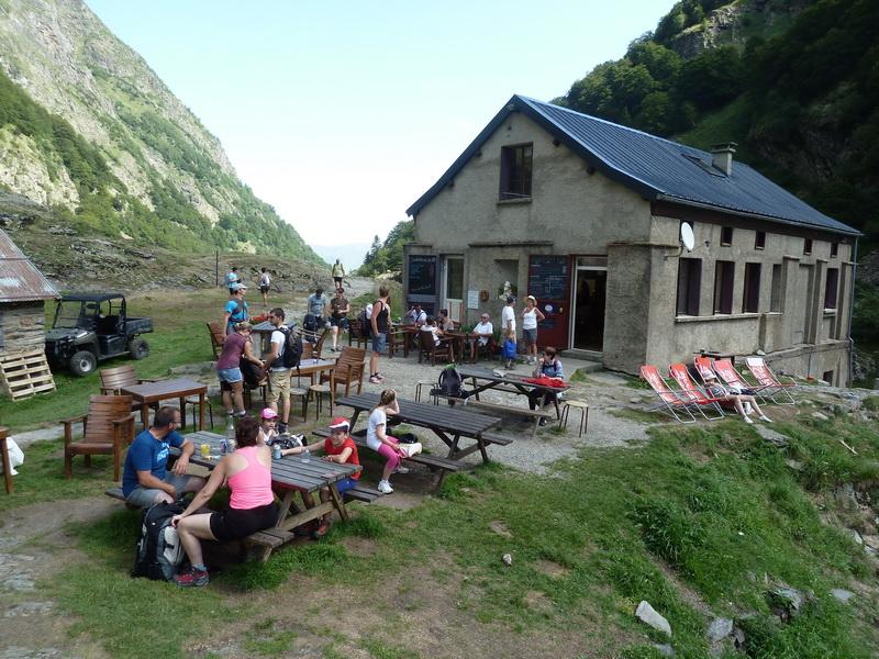 LAGO DE OO (Una postal del Pirineo) P1110806_resize