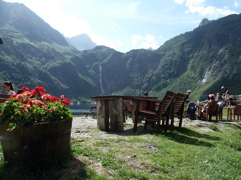 LAGO DE OO (Una postal del Pirineo) P1110807_resize