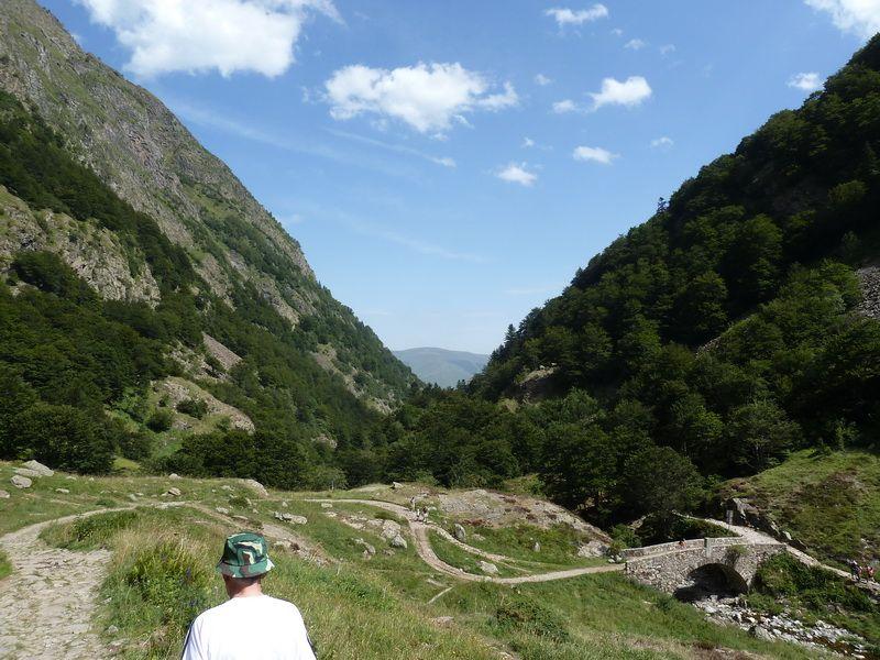 LAGO DE OO (Una postal del Pirineo) P1110808_resize