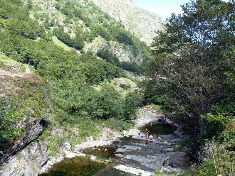 LAGO DE OO (Una postal del Pirineo) P1110809_resize