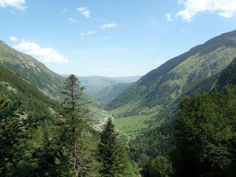 LAGO DE OO (Una postal del Pirineo) P1110811_resize