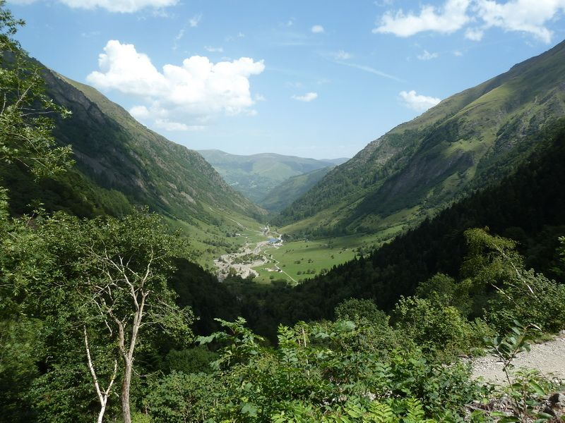 LAGO DE OO (Una postal del Pirineo) P1110813_resize