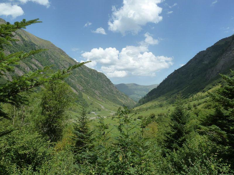 LAGO DE OO (Una postal del Pirineo) P1110814_resize