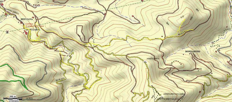 PAGOLARRE (Una montaña de mi infancia) Pagolarre%20topo