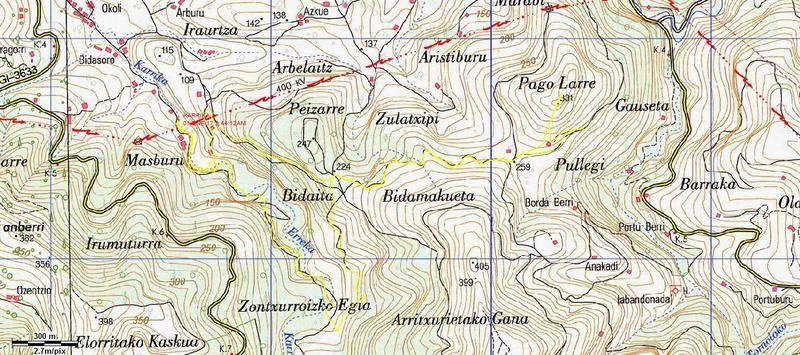 PAGOLARRE (Una montaña de mi infancia) Pagolarre