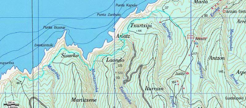 JUSTIZ-PUNTA BIOSNAR (El mar como terapia) Jaizkibel-1