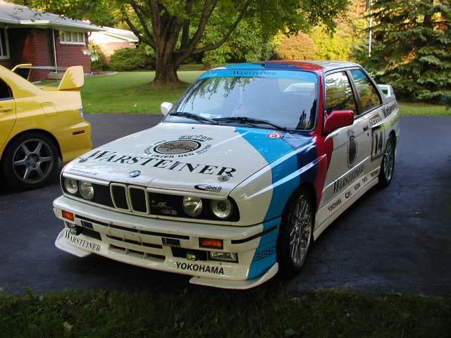 Roobin -  Bmw e30 ''m3'' 327 Turbo - Sida 4 BMW