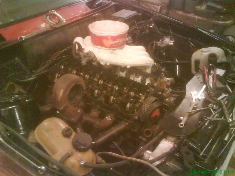 Roobin -  Bmw e30 ''m3'' 327 Turbo - Sida 3 DSC04297
