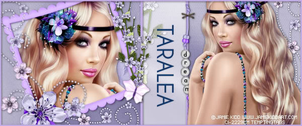 Please Welcome AngelStars JamieKidd-DreamTaraLea