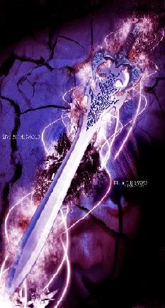 Lighting Elemental Sword Sword