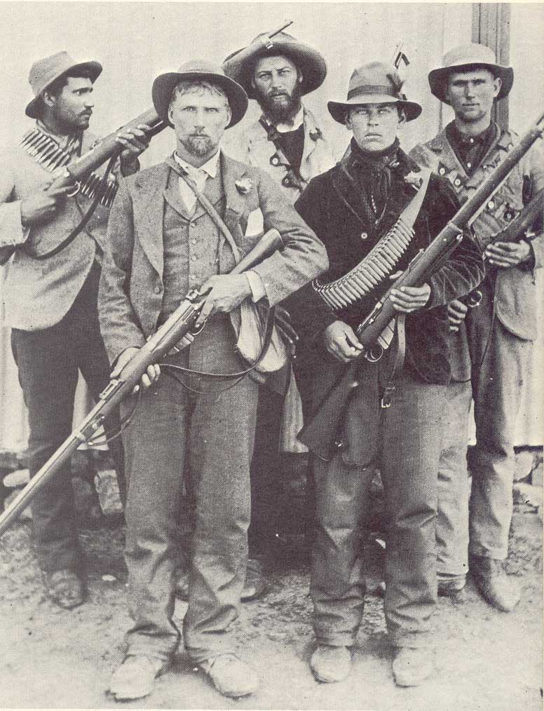 Boer War Photographs Afrikaner_Commandos2