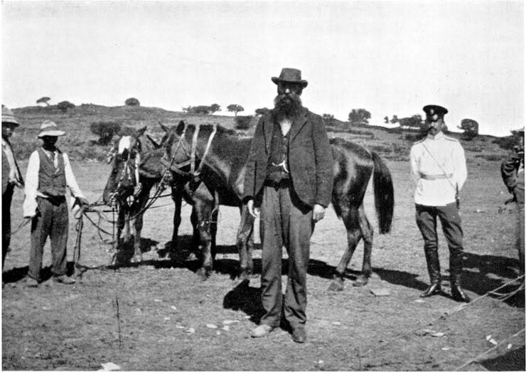Boer War Photographs DelaRey2-vi